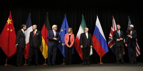 Iran Talks. vienna