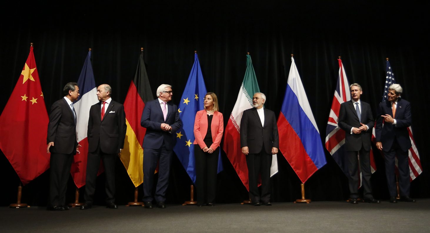 Iran Talks. vienna
