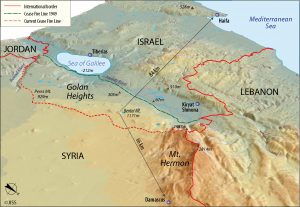 Israel's Presence on the Golan Heights: A Strategic