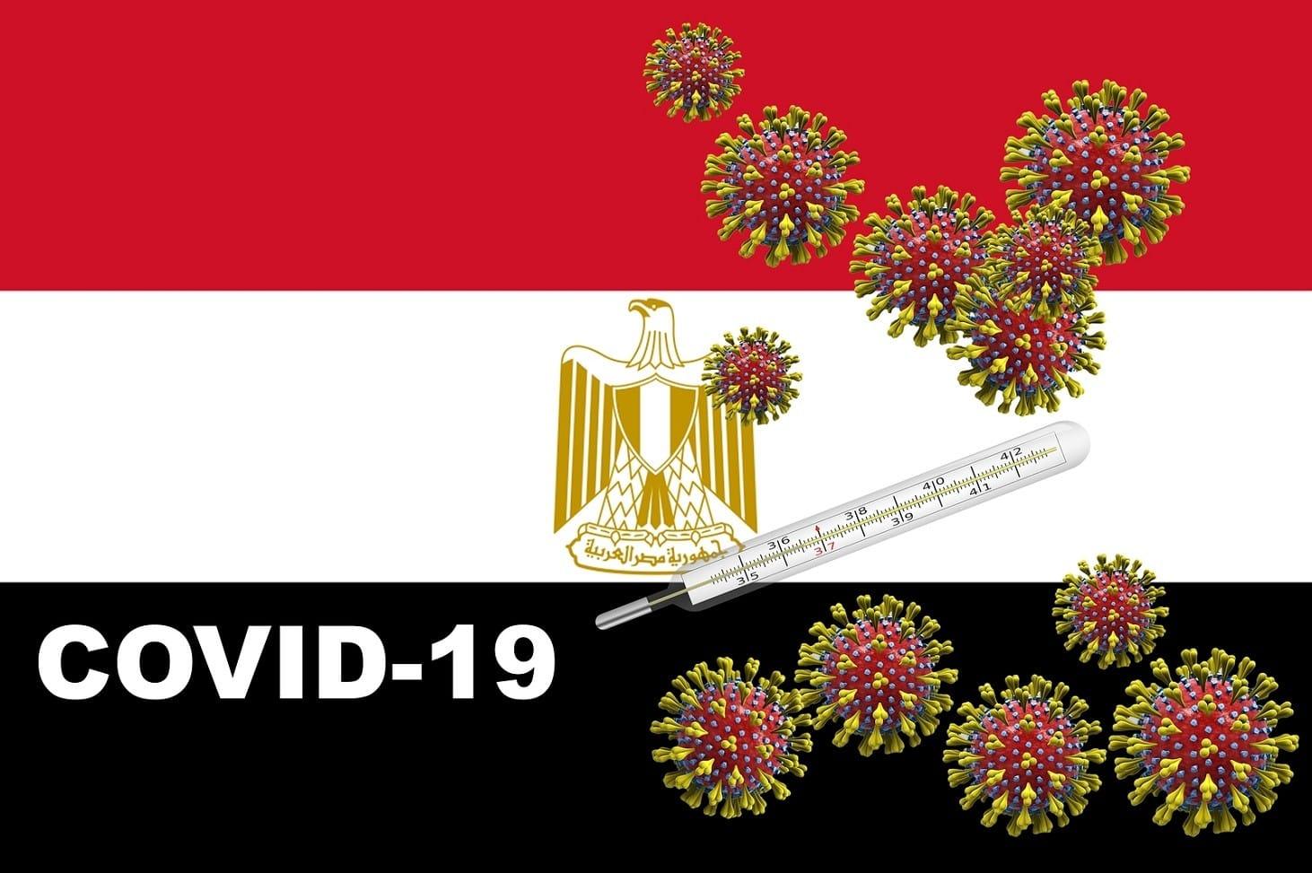 האם מצרים בשליטה על התפרצות הקורונה במדינה? - JISS