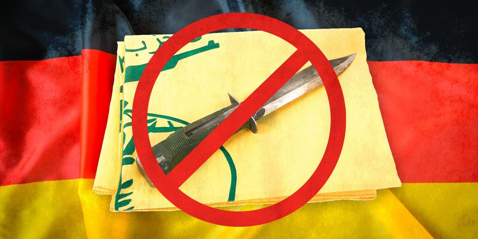 Germany-ban-on-Hezbollah