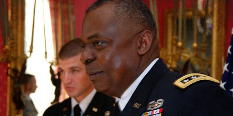 Gen. Lloyd Austin III, Vice Chief of Staff of the U.S. Army