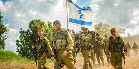 idf IDF Home Front Command's Search & Rescue Brigade Complete Their Beret March
