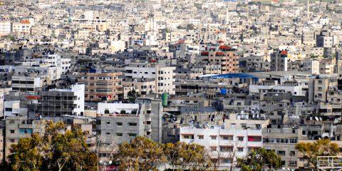 view of gaza