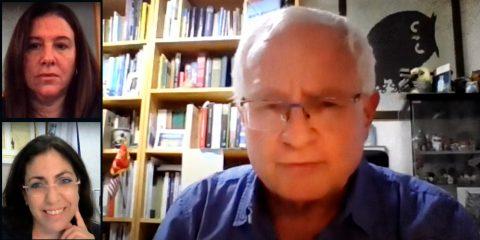 Dr. Eran Lerman, Video briefing by zoom