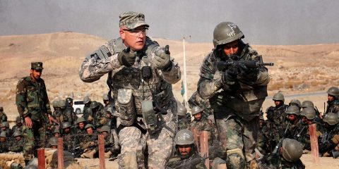 צבא אפגניסטן