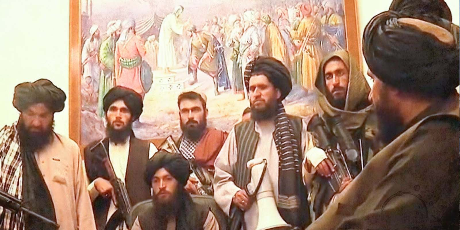 The New Rulers of Afghanistan