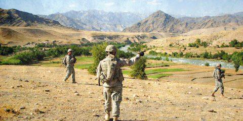 צבא אמריקאי באפגניסטן