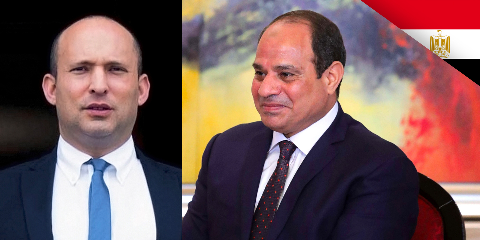 Bennett and Al-Sisi