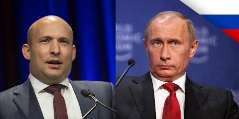 Putin and Bennett